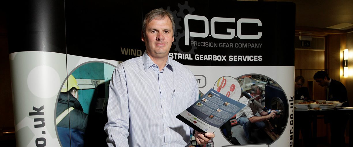PGC can provide full gearbox inspection