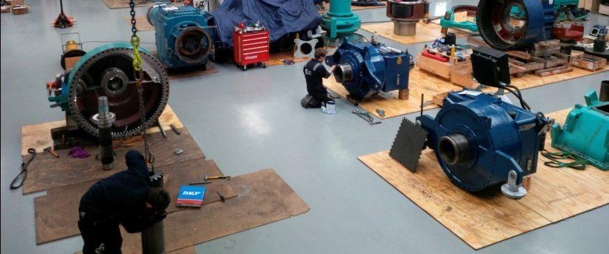 Modern Workshops